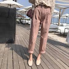 <b>2019</b> MISHOW <b>Autumn</b> new women Office style pants fashion ...