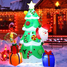 best inflatable christmas decorations