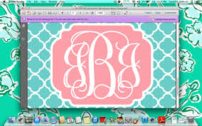 Captivating How To Make Free Monogram Iphone Wallpaper