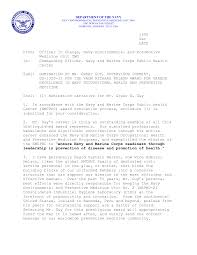 Naval Letter Format Image Collections Letter Format Formal Example