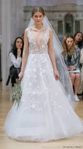 Oscar De La Renta Designer Wedding Dresses Oscar De La Renta Spring 2018 Wedding Dresses New York
