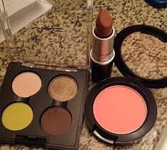 my first mac haul i m pining to go back and get more already p