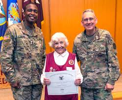 BAMC volunteers earn presidential award for devotion to patients, staff >  Joint Base San Antonio > News