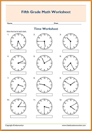 6+ math 5th grade worksheets | media resumed