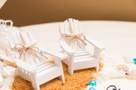 beach wedding cake topper mini adirondack chair set beach wedding beach cake topper beach nautical wedding beach theme bridal shower wedding