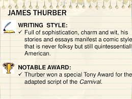 the catbird seat by james thurber  james thurber 5
