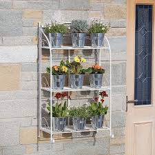 three tier wire shelf folding metal