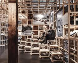 Urban Living Room Cobe Architects Denmark E Architect