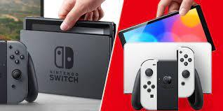 Nintendo Switch OLED & Pro - Release ...