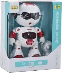 Робот <b>OCIE</b> Bot красный (OTC0875363) 1CSC20004625 купить в ...