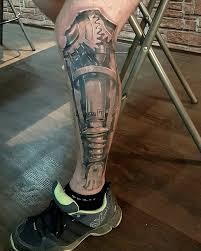 Tattoo Id Biomechanika