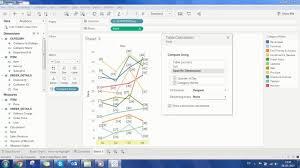 How To Create Bump Chart In Tableau Desktop