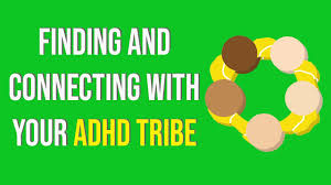 Finding and Connnecting with your ADHD Tribe with Duane Gordon and Melissa  Reskof - YouTube