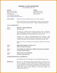 Sample Lawyer Resume Professional Mpr Resume For Catherine Rhodes Revision Template 26