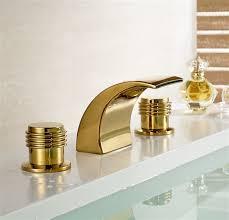 gold bathroom faucet. alternative views: gold bathroom faucet i