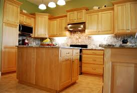 Maple Kitchen Furniture Fresh Elegant Maple Kitchen Cabinets With Dark Wood 15866 Miserv