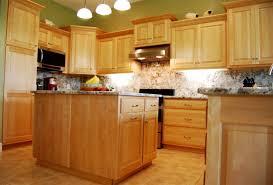 Maple Kitchen Fresh Elegant Maple Kitchen Cabinets With Dark Wood 15866 Miserv