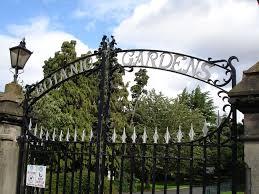 botanic gardens belfast gates google search