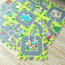 play rugs with roads road mat kids furniture s city foam puzzle carpet childrens play rugs with roads roadway rug mat city