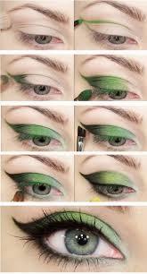 description this nature green eye shadow