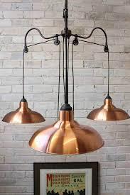 industrial chandelier lighting. Industrial-Chandelier-Pulley-Light-1 13 Industrial Chandelier Lighting H