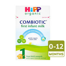 Hipp Organic Combiotic First Infant Milk Ocado