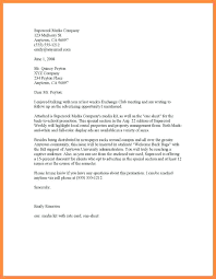 Cover Letter For Proposal Template 5 Business Proposal Introduction