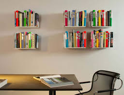 wall furniture shelves. Judd Wall Shelves By TEEbooks \u2013 Keep Your Books Suspended In Air Furniture