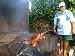 Homemade Spit Roast Design Does Anyone Know How To Make A Homemade Mechanism For A