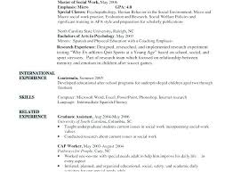 Maintenance Worker Cover Letter Example Maintenance Worker Resume Delectable Social Work Resume Skills