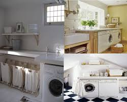 Laundry In Kitchen Laundry In Kitchen Design Ideas