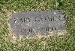Mary Carmen Hanley (1891-1900) - Find A Grave Memorial
