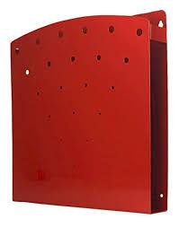 Amazon Com Vics Single Pocket Wall Mounted Hipaa Steel