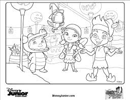 Small Picture Disney Jr Christmas Coloring Pages Picture Coloring Disney Jr