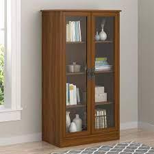 6 best glass door bookcases of 2020