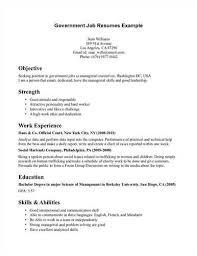 Job Specific Job Resume Examples Job Resume Job Resume