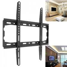 55 tv mount awesome universal 45kg tv wall bracket fixed flat panel frame for intended 2