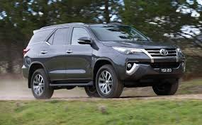 new car 2016 thailandNew Toyota Fortuner unveiled in Thailand at INR 222 lakh