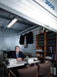 storage unit office. Family Law Attorney Pablo Quiban Has Found Clients To Be Receptive His New Location Inside A Storage Unit. Unit Office L