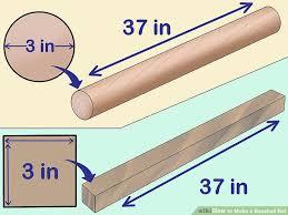 image titled make a baseball bat step 3