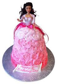 Barbie Birthday Cakes Rashmis Bakery