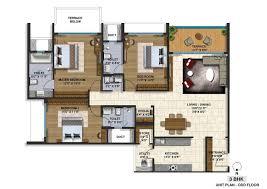 lodha belmondo floor plan