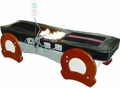 FIR Far Infrared Jade Therapy Massage Bed / Spinal Traction Table ...