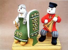 Керамическая игрушка Вологодские сувениры Ковровская глиняная игрушка современная история которой ведет отсчет с 1993 года возрождалась на основе традиций Ковровского края