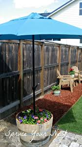 Perfect Diy Patio Decorating Ideas Recycled Dcor With To Design