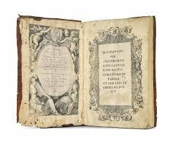 VITRUVIUS Pollio, Marcus (c.70-15 B.C.). [De architectura libri decem].  Edited by Fra Giovanni Giocondo (
