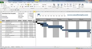 Microsoft Office Gantt Chart Software Project Gantt Chart Excel Template 2014 Microsoft Excel