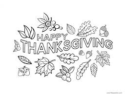 Small Picture Get This Happy Thanksgiving Coloring Pages Free Printable 76512