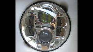 Teil 1 Eyourlife LED Scheinwerfer Motorrad Beleuchtung SUV ATV 7 Zoll  Motocycle LED Head Light
