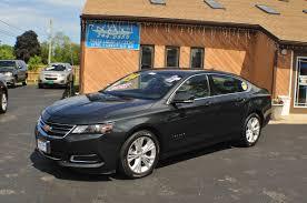 2014 Chevrolet Impala LT Gray Used Sedan Sale
